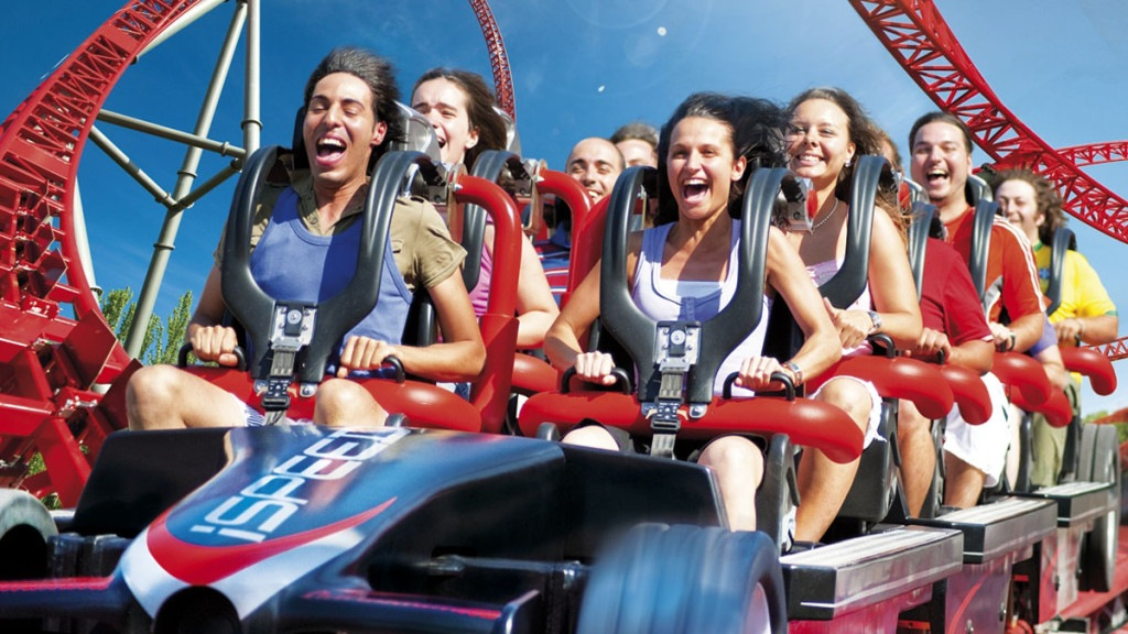 Roller coaster effect