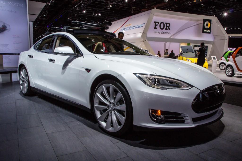 Автомобиль Тесла: цена, фото, видео, характеристики ...