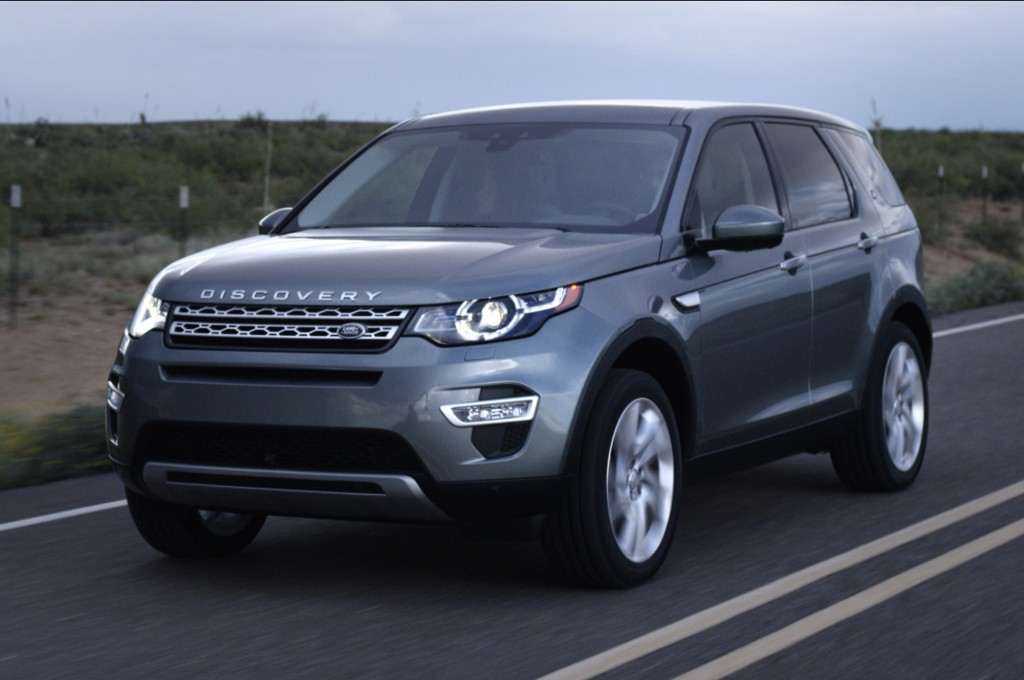 5 - 2015 Land Rover Discovery