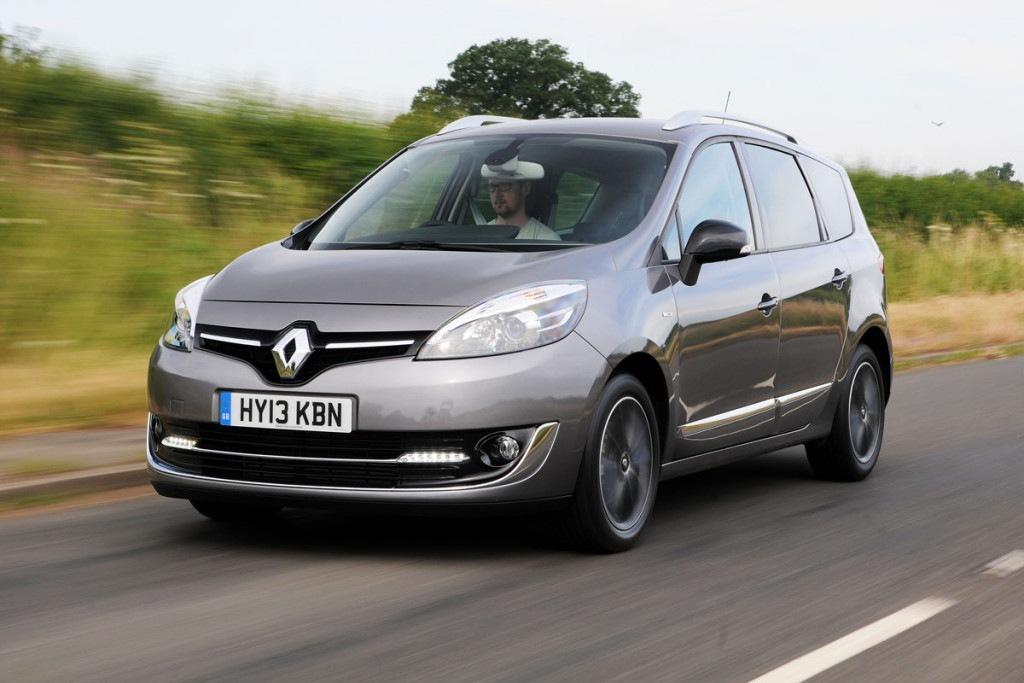 6 - 2015 Renault Grand Scenic