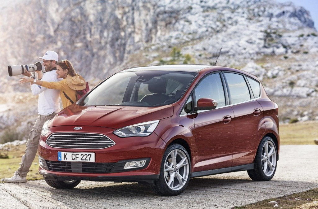 7 - 2015 Ford Grand C-MAX