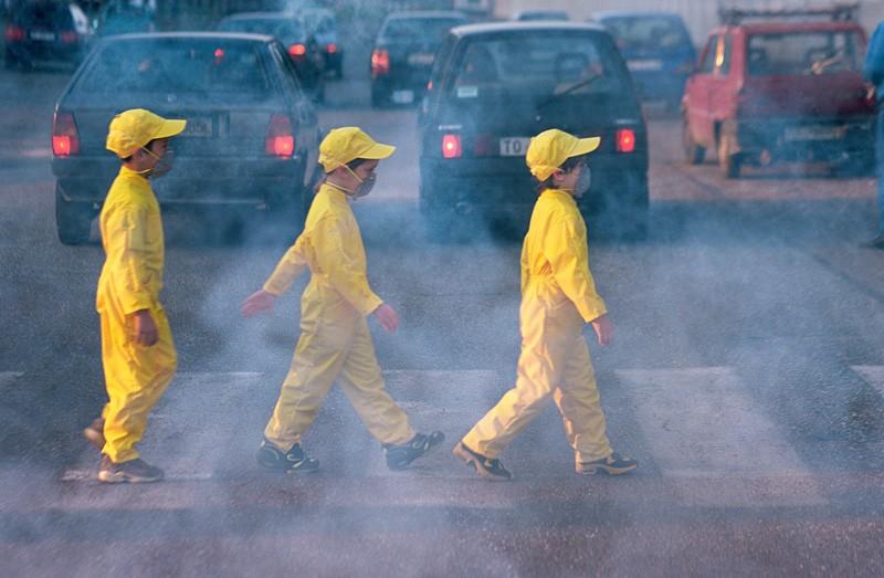 car polution