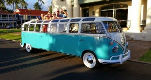 longest Volkswagen Microbus
