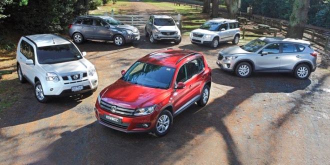 What Are The Best 10 Crossover Vehicles On The Market