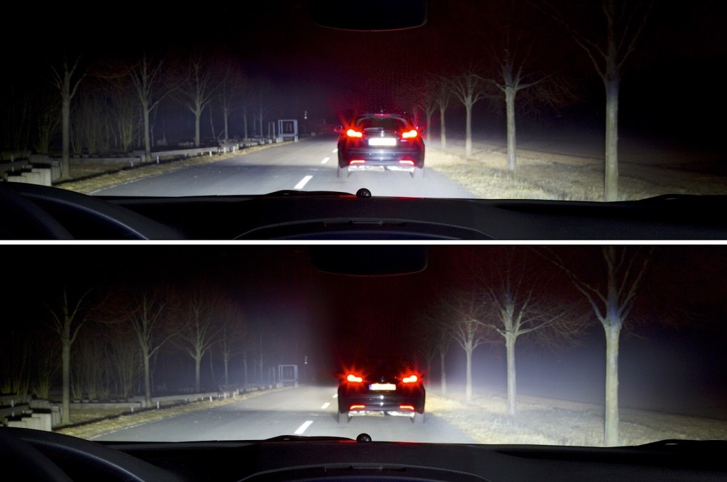 Opel Eye-Tracking Technology how it works