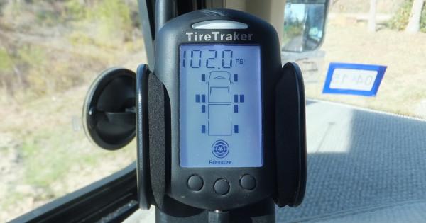 TIRETRAKER TT400C-4