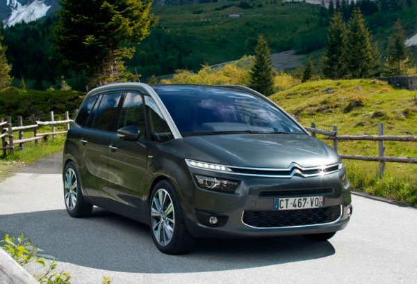 CITROEN C4 GRAND PICASSO 2015 - THE BEST MPV 2015 | FUNTODRIVE NET