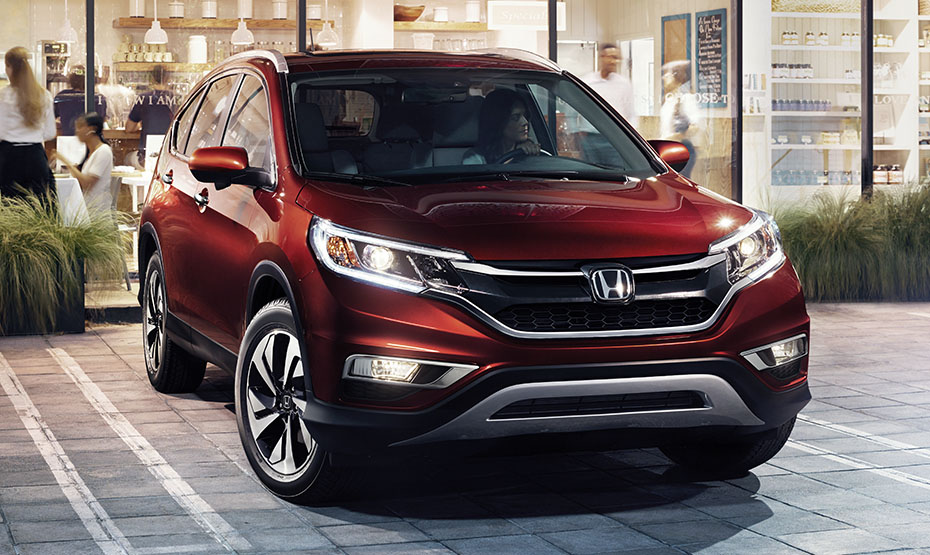 The New 2015 Honda CRV  At First Glance  FUNTODRIVENET