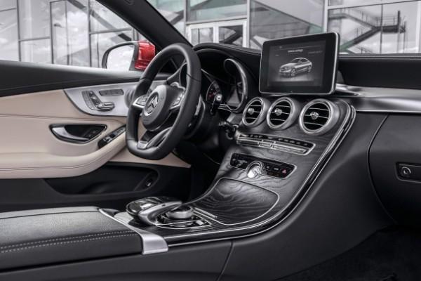 Mercedes-Benz C-Class Coupe 2016  (5)