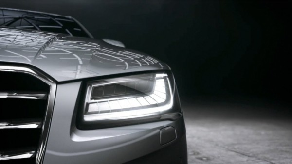 LED Headlight Audi A8