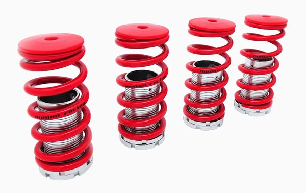 Coilover sleeves