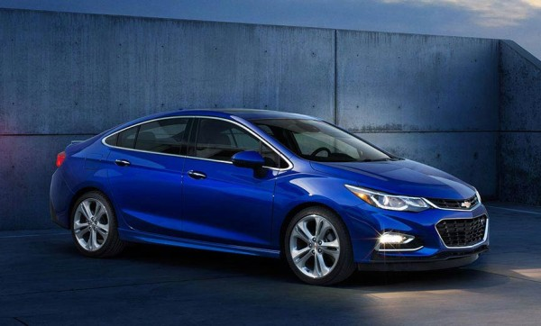 2016 chevrolet Cruze review (4)