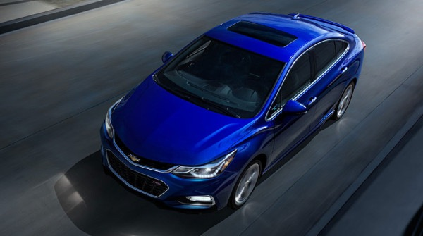 2016 chevrolet Cruze review (7)