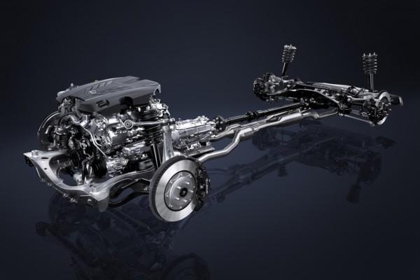 Lexus GA-L