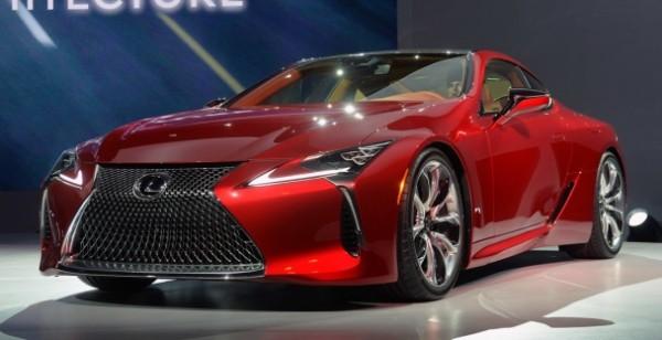 Lexus  LC 500 Coup
