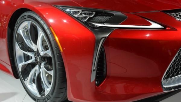 Lexus  LC 500 Coup LED