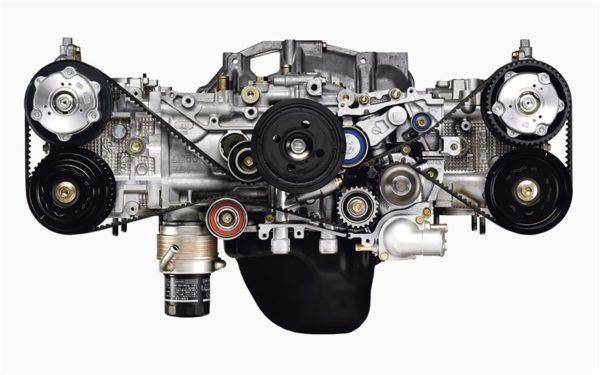 2016 Subaru Impreza 2.0 Boxer engine