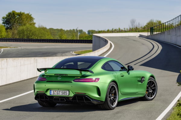 2017 AMG Green Hell Magno