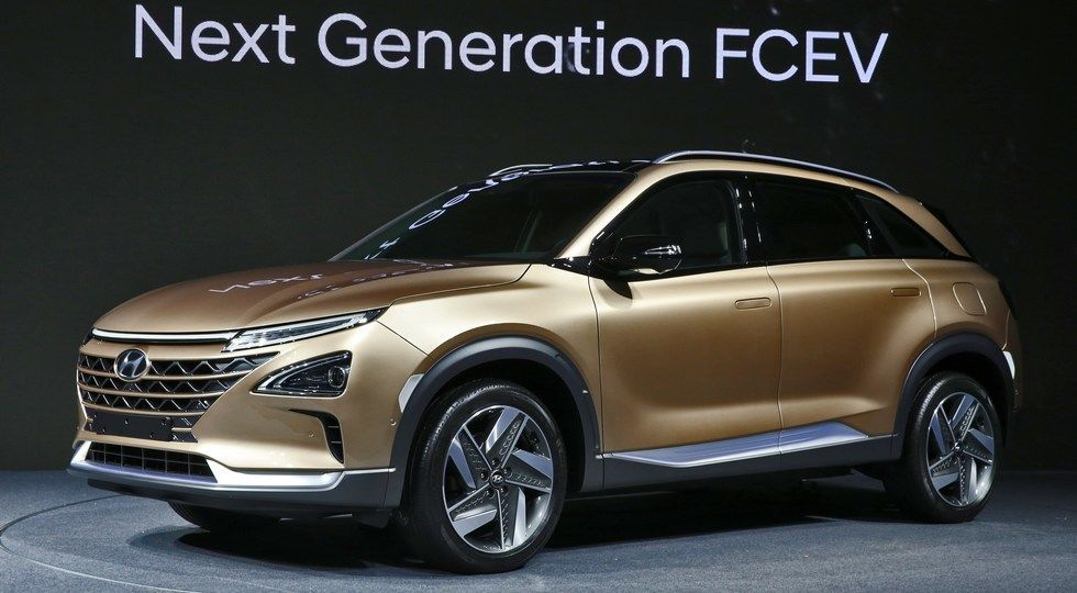 Hyundai shows New hydrocarbon Crossover | FUNTODRIVE NET