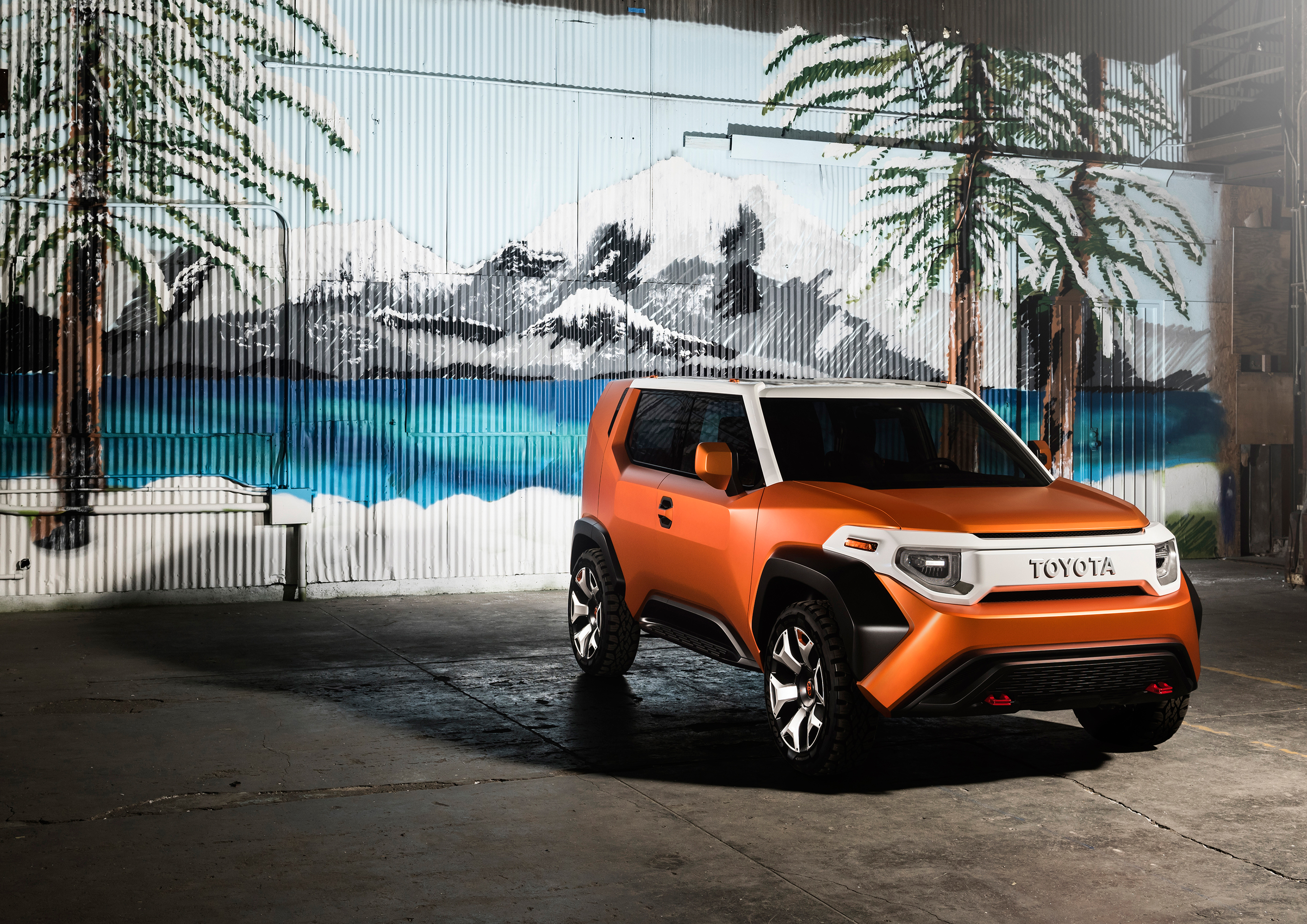 2018 Toyota FT-4X: Is It FJ Cruiser's Succesor Or Not >> Toyota Ft 4x Concept A New Toy For Youth Funtodrive Net