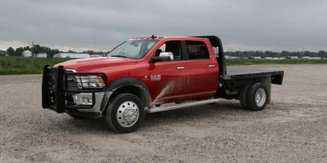 Ram Launches New 2018 Harvest Edition Chassis Cab Trucks