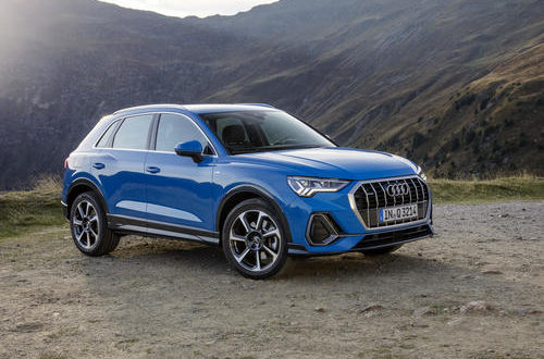 Audi Q3 earned the top score of five stars in the Euro NCAP