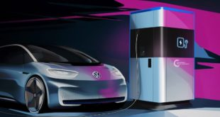 The first power bank for the e-car